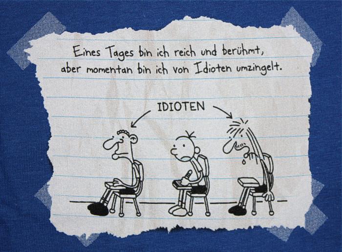 Gregs Tagebuch Von Idioten Umzingelt