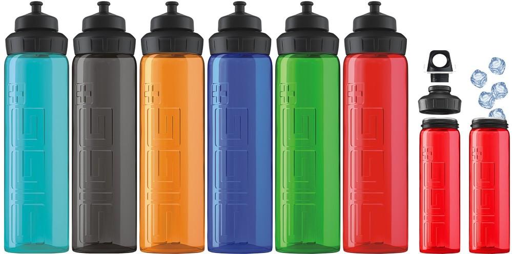 sigg flasche viva sport 0 75 l trinkflasche wide mouth 3. Black Bedroom Furniture Sets. Home Design Ideas