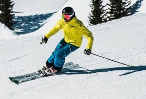 Skistöcke mit PAS