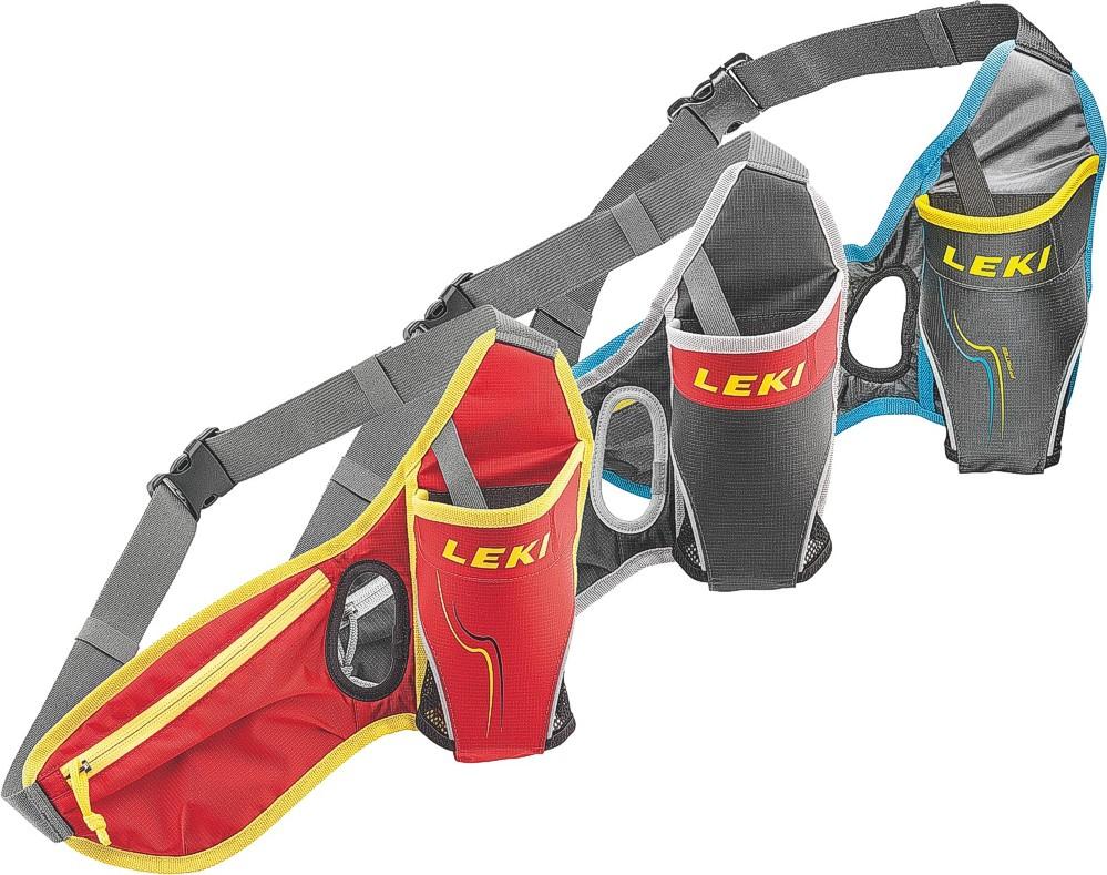 Leki Waist Bag Hüftgurt Hüfttasche Trinkgurt für Ausdauersportarten geeignet
