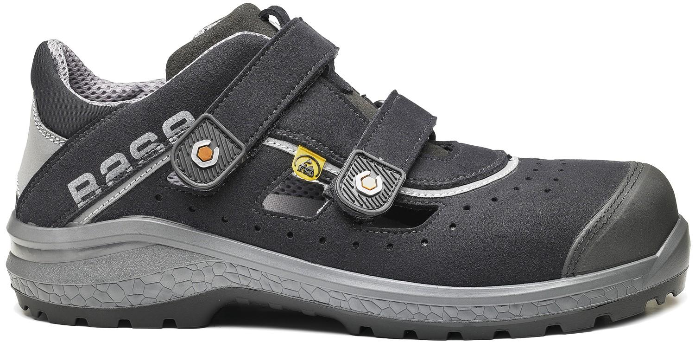 Sicherheitsschuhe S1P Sandale Arbeitsschuhe BASE »BE-FRESH«