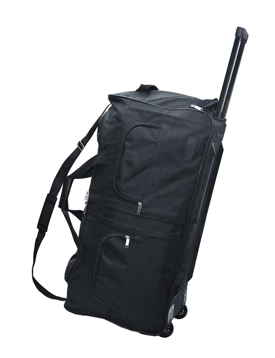 McAllister TravelSystem Sport-und Reise-Rolltasche Gr.XL (100l)