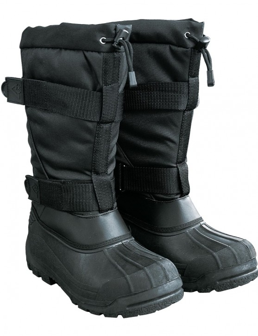 Arctic-Boots Winterstiefel inkl. Thermo-Innenschuh Schwarz