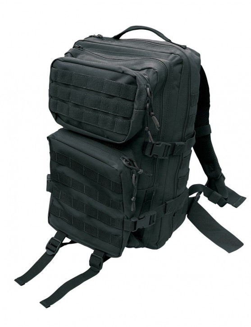 Assault Pack II L US Rucksack Trekking Army Wandern Black