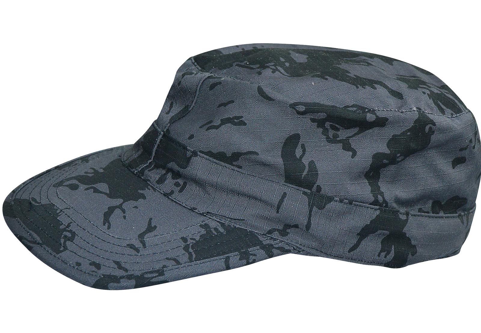 Army Cap BDU Cap Sommer Rip Stop Russian Night Camo