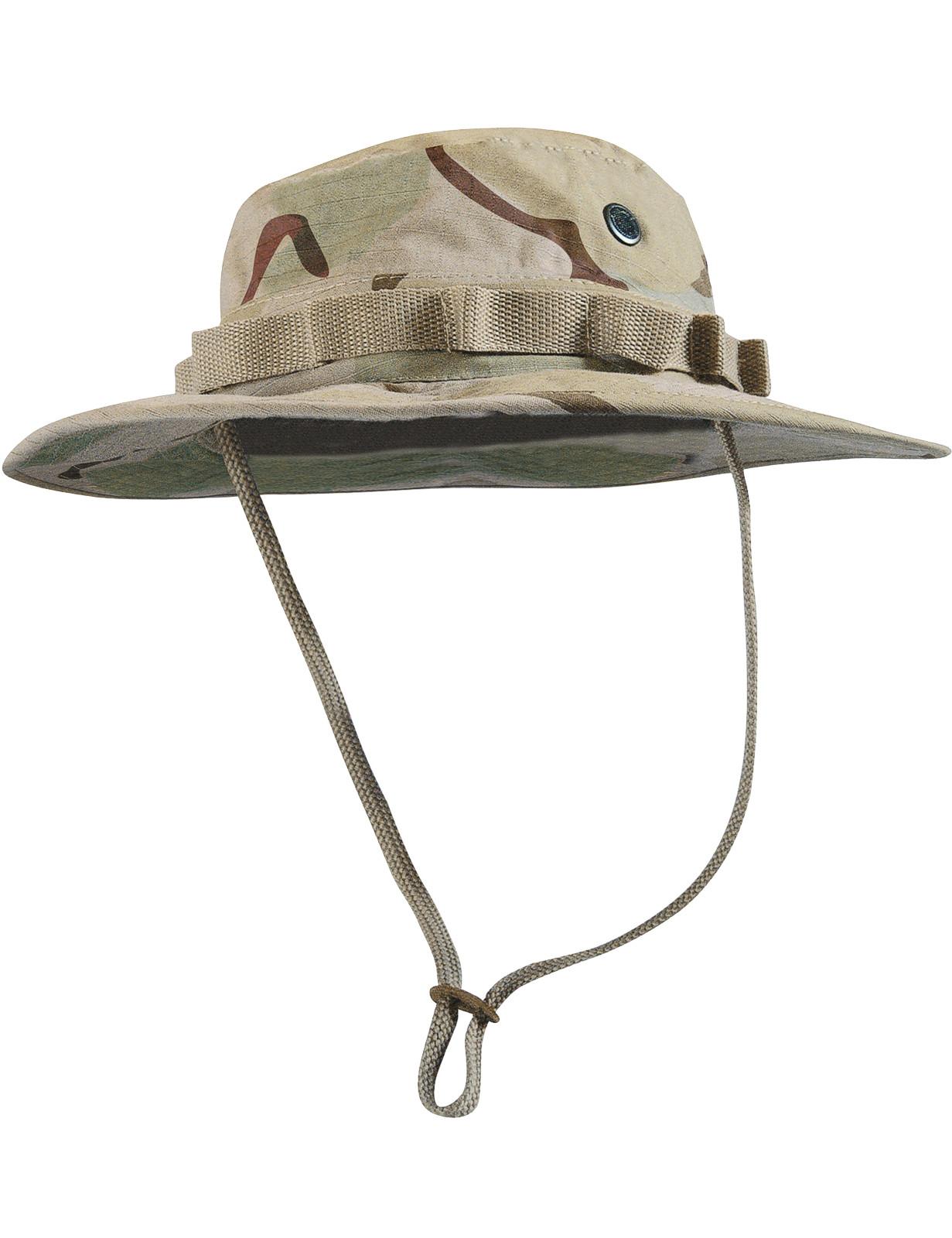 Boonie Hat Buschut GI Army Tropen Hut Desert