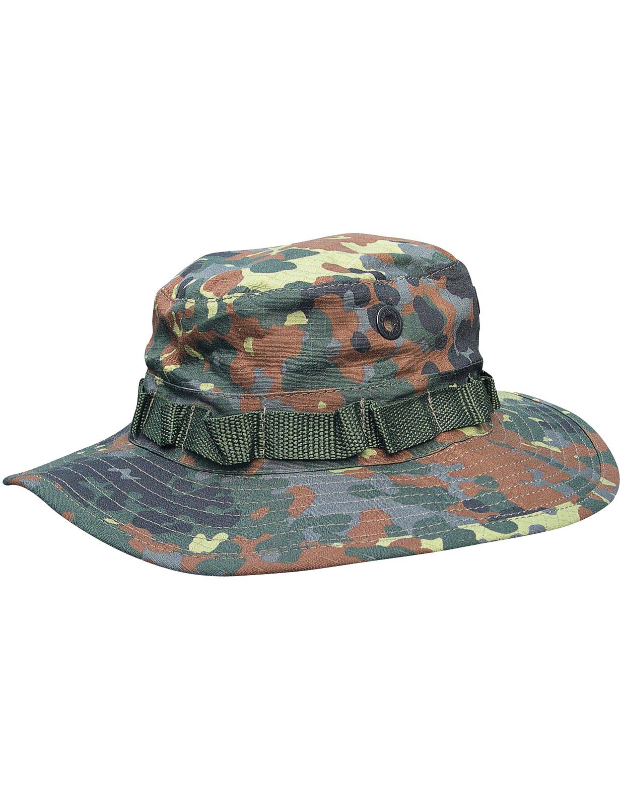 Boonie Hat Buschut GI Army Tropen Hut Fleck Tarn