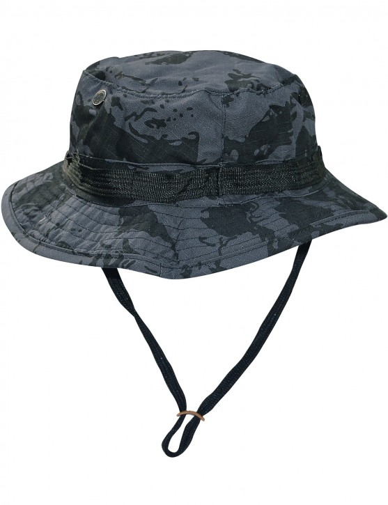 Boonie Hat Buschut GI Army Tropen Hut Russian Night Camo