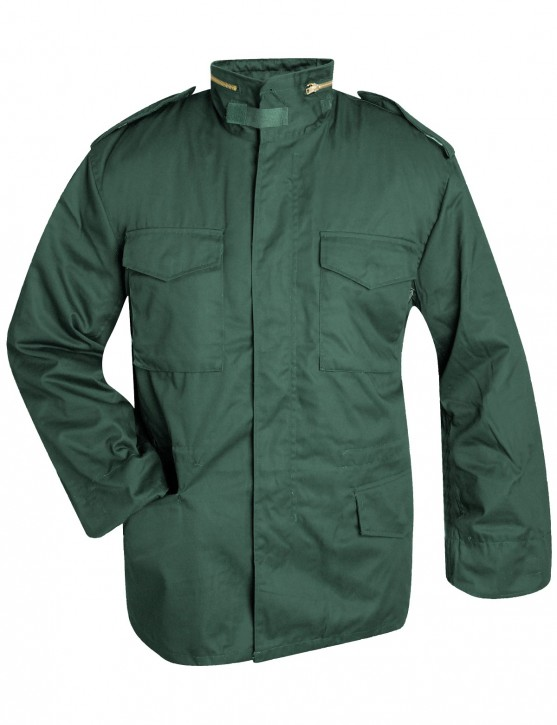 US Army Feldjacke M65 mit Thermofutter NEW Oliv