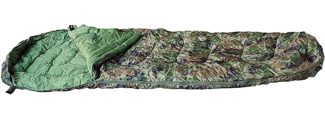 Mumien-Schlafsack Woodland