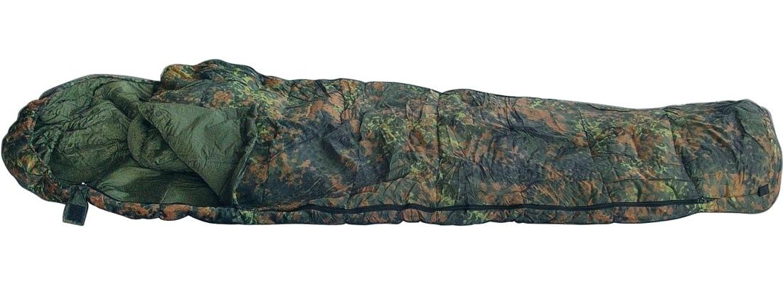 Schlafsack Ultra-Lite Ranger Flecktarn