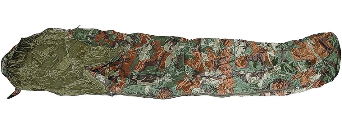 Schlafsack Ultra-Lite Ranger Woodland