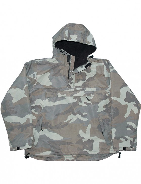 Windjacke Schlupfjacke Stormfighter Jacket Dark Camo