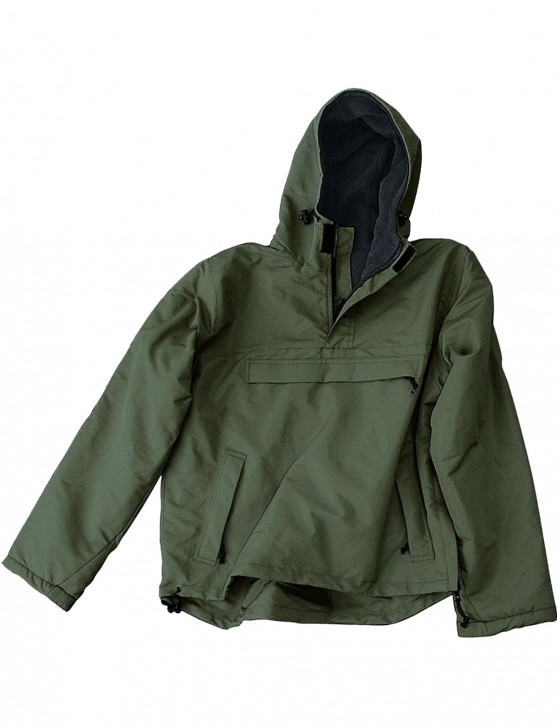 Windjacke Schlupfjacke Stormfighter Jacket Olive