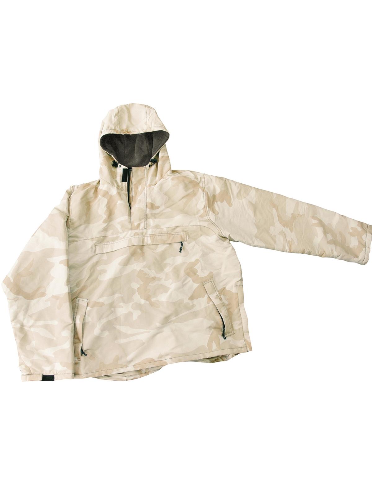 Windjacke Schlupfjacke Stormfighter Jacket Sand Camo