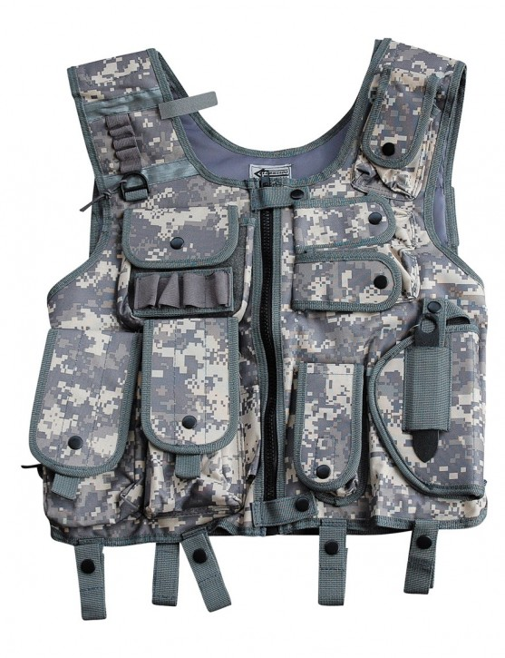 swat i einsatz weste m holster security paintball camo. Black Bedroom Furniture Sets. Home Design Ideas