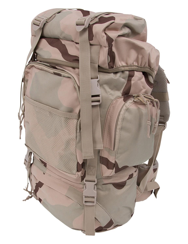 Tactical Rucksack Einsatz Rucksack Trekking Outdoor Wandern 3-Color Desert