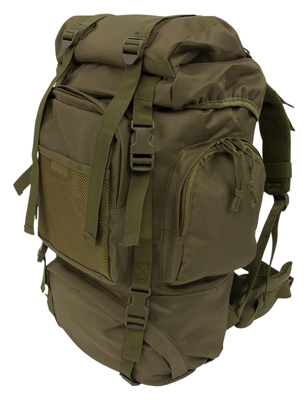 Tactical Rucksack Einsatz Rucksack Trekking Outdoor Wandern Oliv