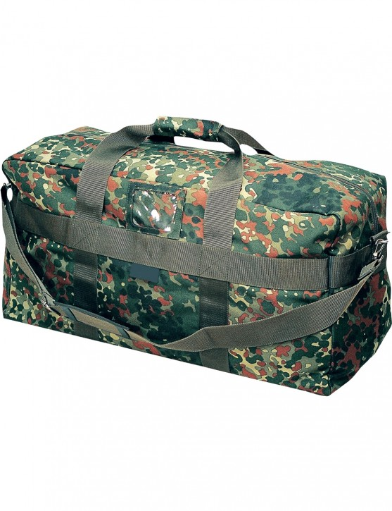 Sporttasche Reisetasche US AIRFORCE BAG Nylon FLECKTARN