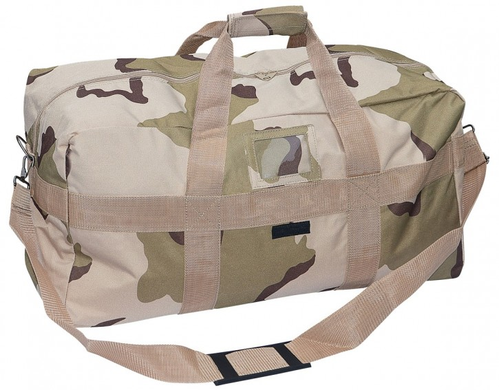 Sporttasche Reisetasche US AIRFORCE BAG Nylon 3 COLOR DESERT