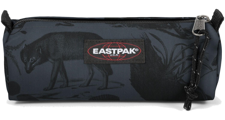 Eastpak Schlampermäppchen »Benchmark« Bozoo Grey Dschungel Print