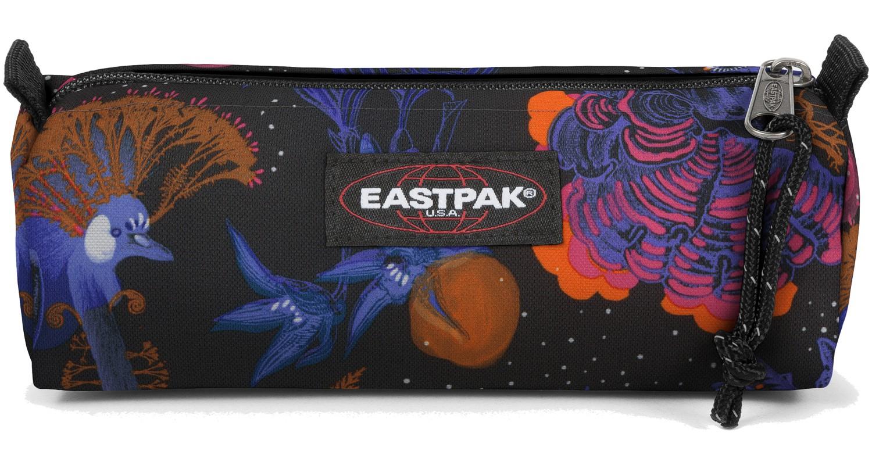 Eastpak Schlampermäppchen »Benchmark« Bozoo Purple Dschungel Print