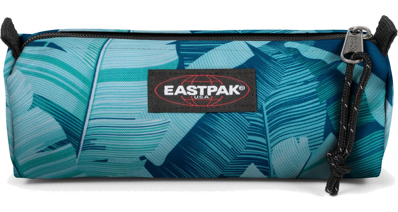 Eastpak Schlampermäppchen »Benchmark« Brize Banana / Blau