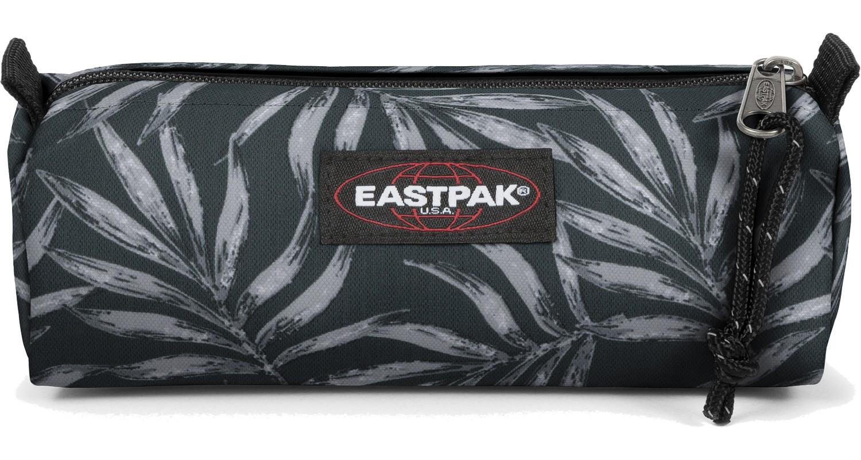 Eastpak Schlampermäppchen »Benchmark« Brize Palm / Grau