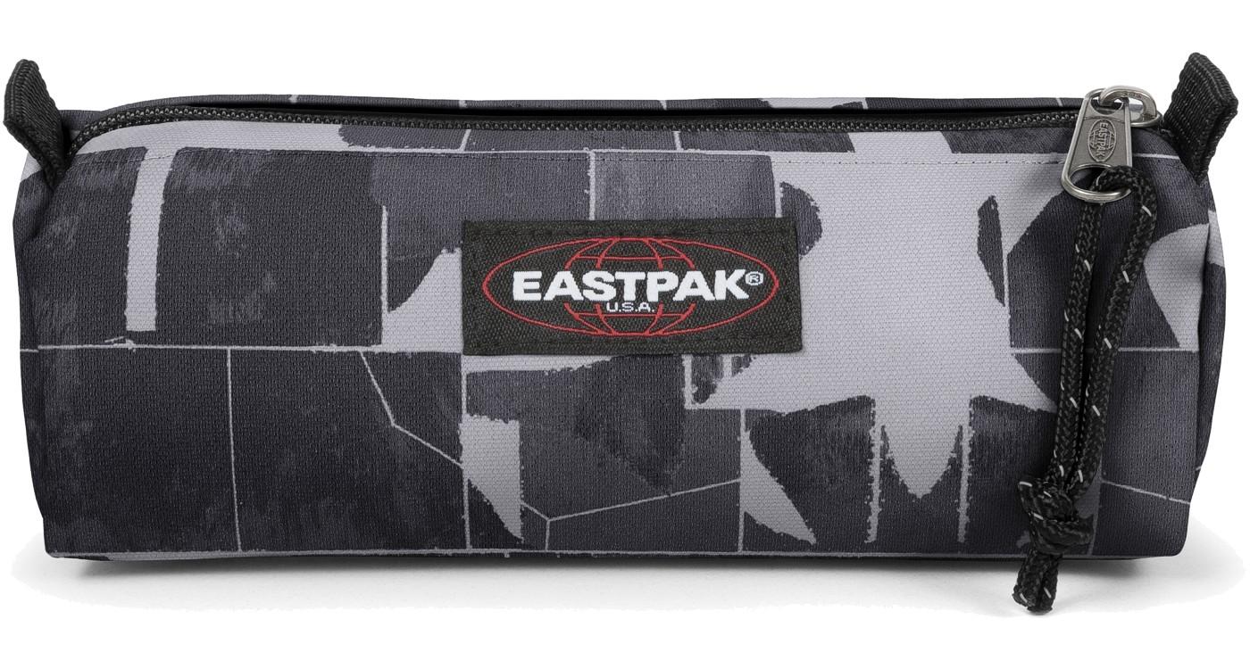 Eastpak Schlampermäppchen »Benchmark« Cracked Dark