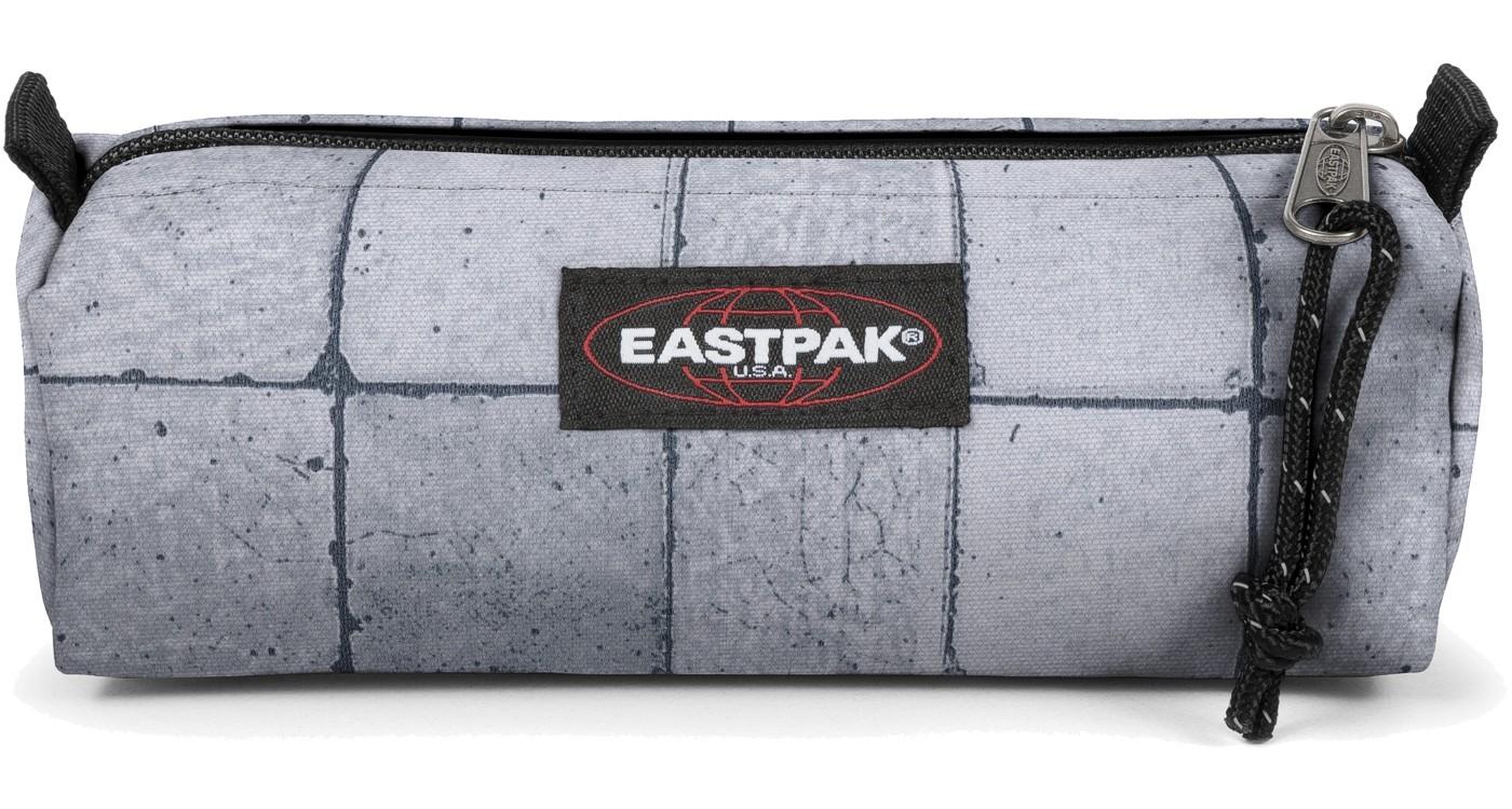 Eastpak Schlampermäppchen »Benchmark« Cracked White