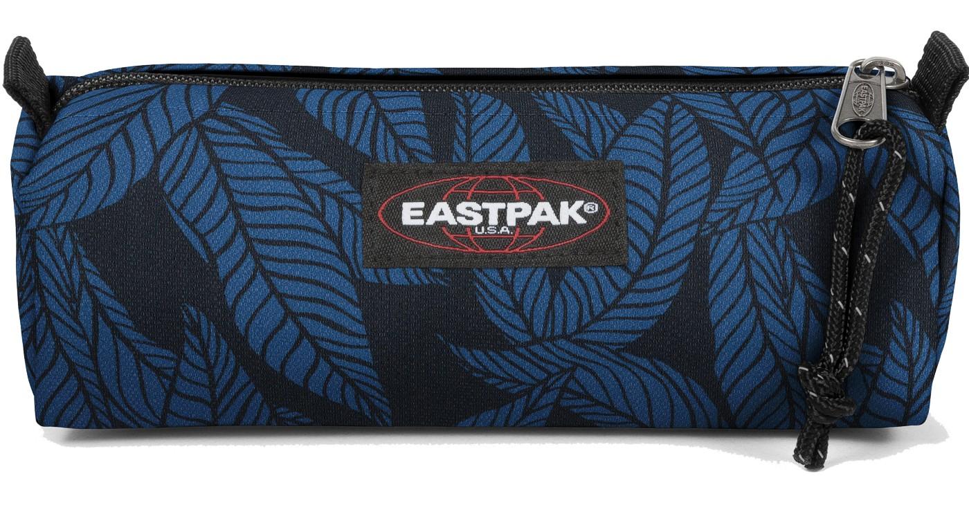 Eastpak Schlampermäppchen »Benchmark« Leaves Blue