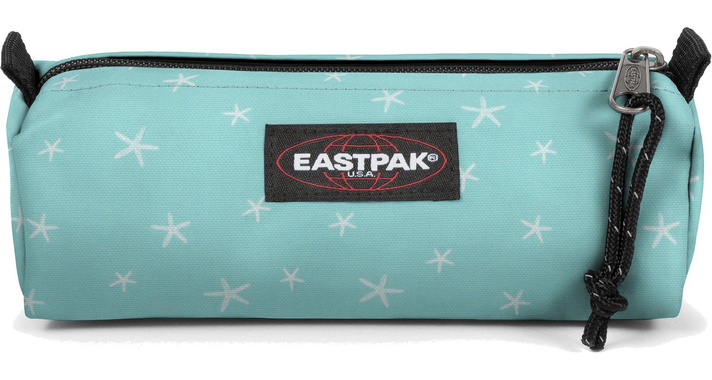 Eastpak Schlampermäppchen »Benchmark« Seaside Stars / Blau Seestern