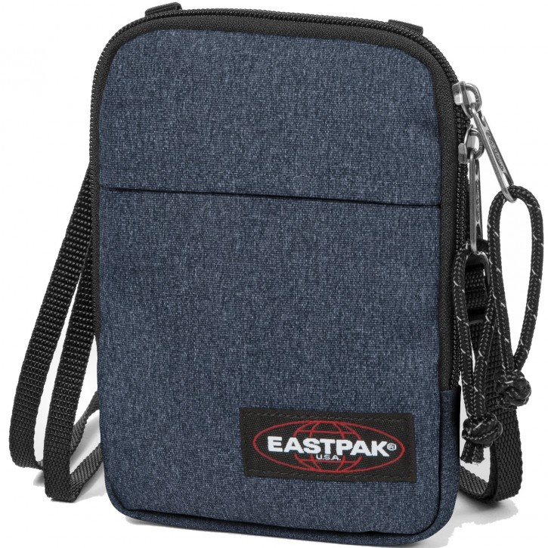 Eastpak Schulter- Umhängetasche »Buddy« Double Denim Jeans Blau