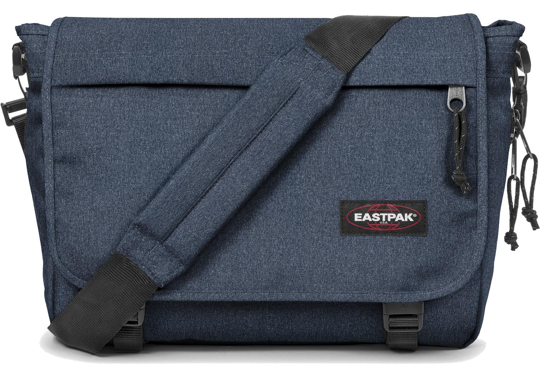 Eastpak Schulter- Umhängetasche »Delegate« Double Denim Jeans Blau