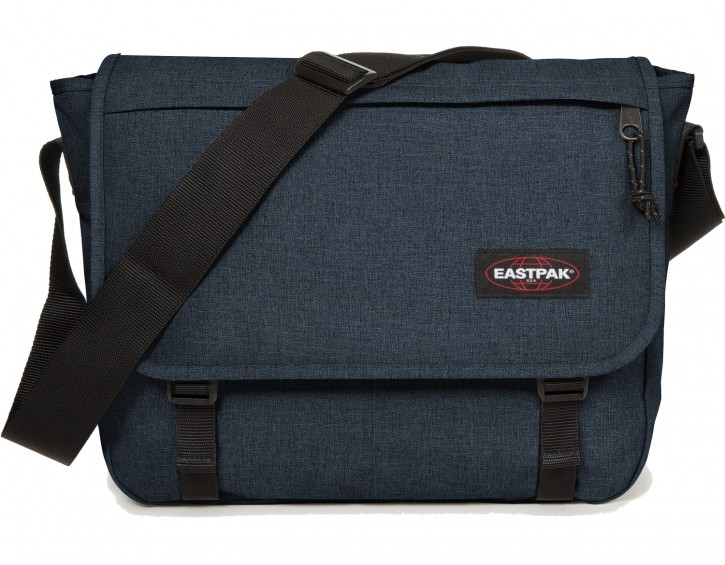 Eastpak Schulter- Umhängetasche »Delegate« Plus Notebookfach Triple Denim