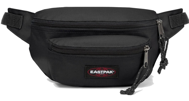 Eastpak Bauchtasche »Doggy Bag« Black Schwarz
