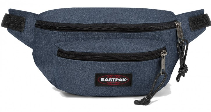 Eastpak Bauchtasche »Doggy Bag« Double Denim Jeans Blau