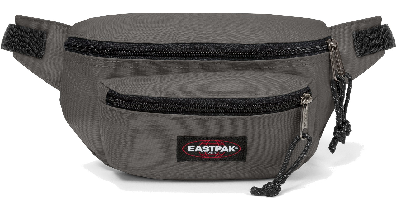 Eastpak Bauchtasche »Doggy Bag« Whale Grey / Grau