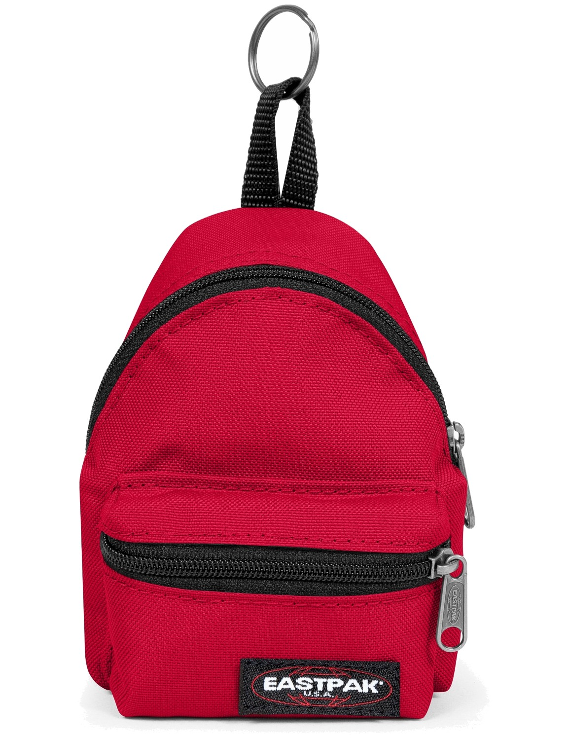 Eastpak Schlüsselanhänger-Bag »Mini Padded« Sailor Red Rot