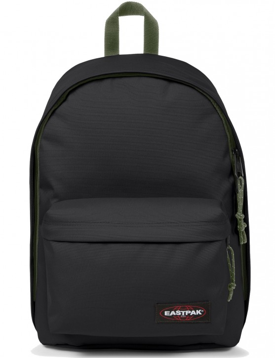 Eastpak Rucksack »Out of Office« mit Laptopfach Black Moss