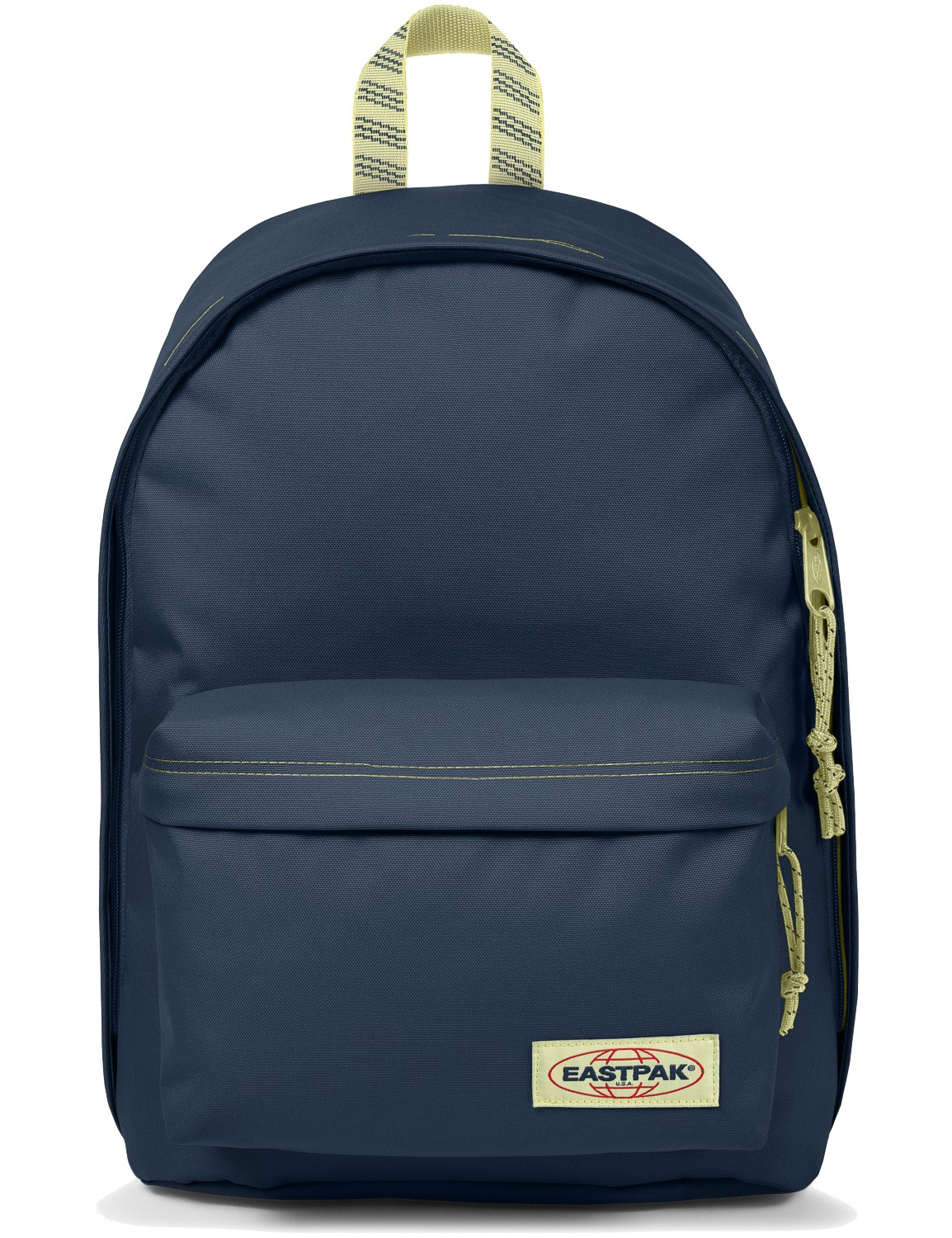 Eastpak Rucksack »Out of Office« mit Laptopfach Blakout Stripe Icy Blau