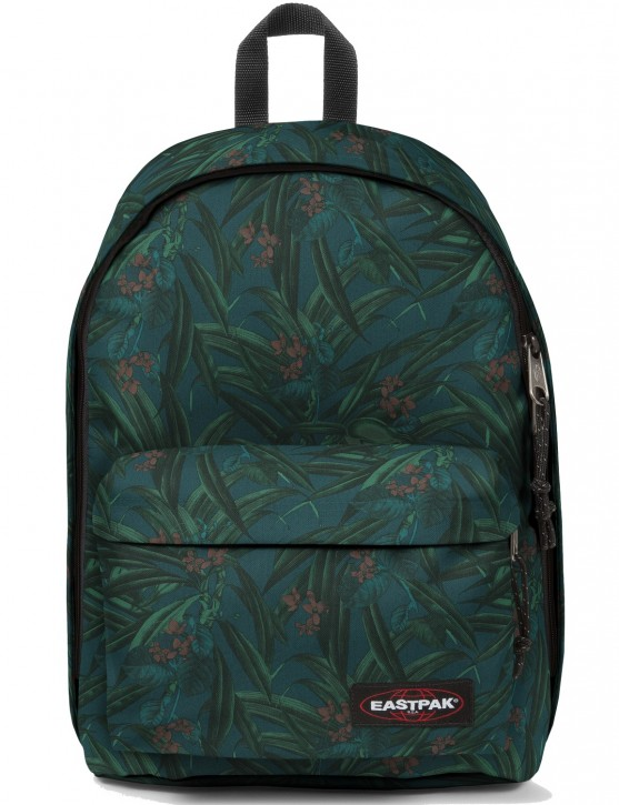 Eastpak Rucksack »Out of Office« mit Laptopfach Brize Mel Dark