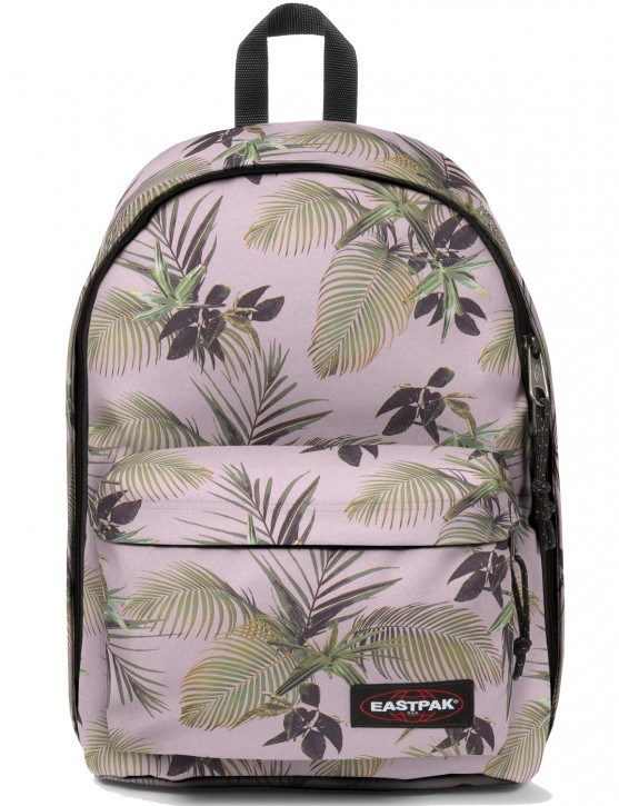 Eastpak Rucksack »Out of Office« mit Laptopfach Brize Mel Pink