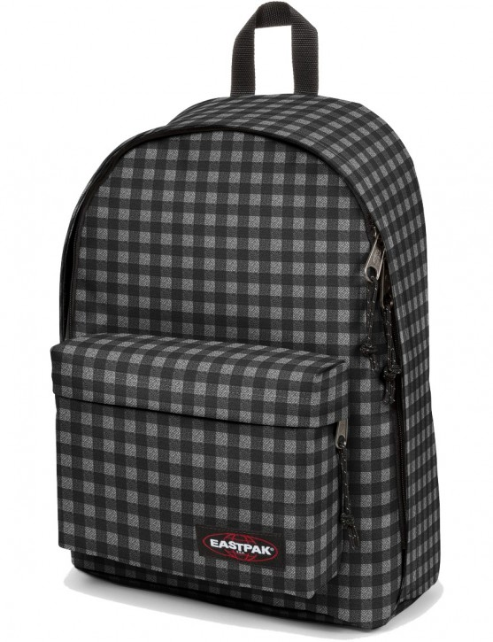 Eastpak Rucksack »Out of Office« mit Laptopfach Checksange Black