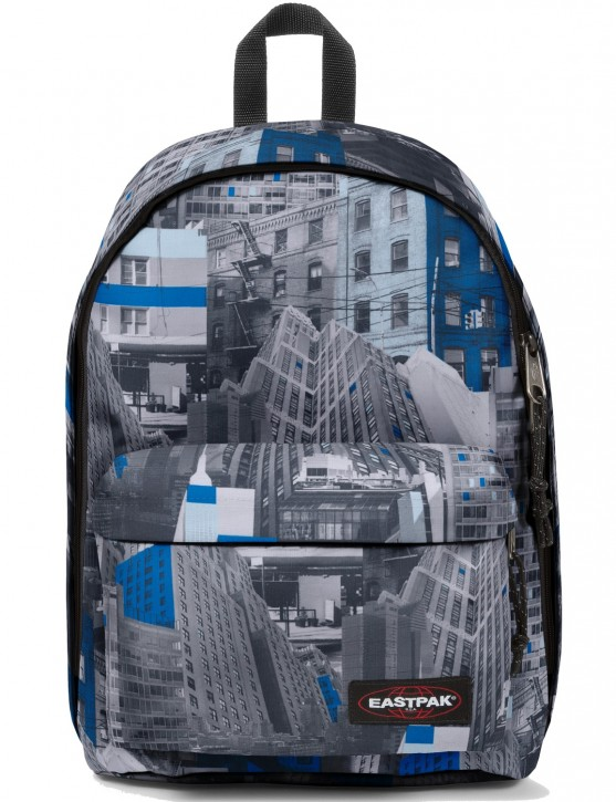 Eastpak Rucksack »Out of Office« mit Laptopfach Chroblue