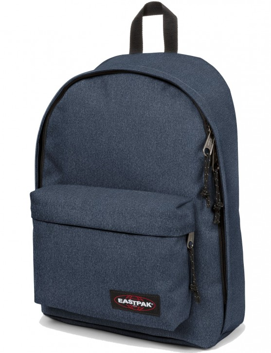 Eastpak Rucksack »Out of Office« mit Laptopfach Double Denim