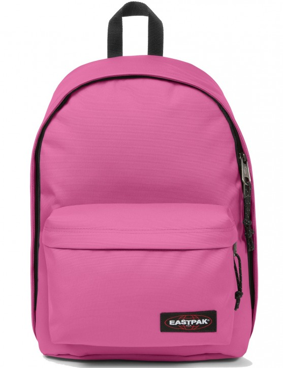 Eastpak Rucksack »Out of Office« mit Laptopfach Frisky Pink