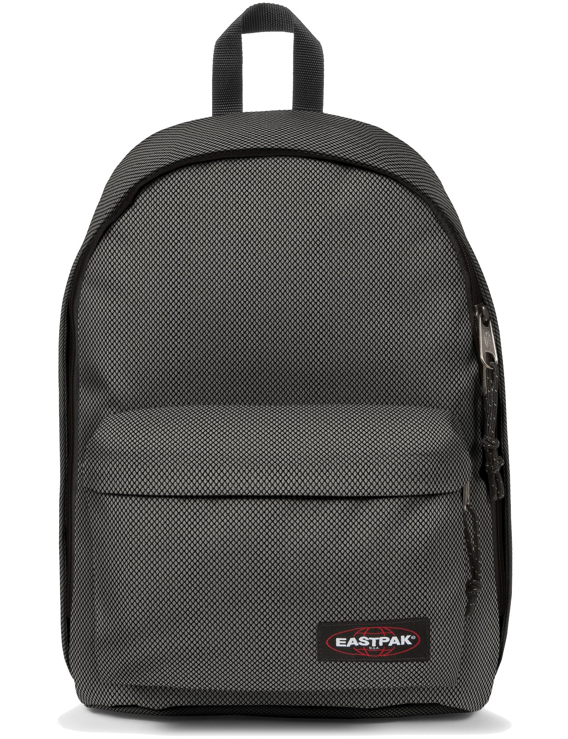 Eastpak Rucksack »Out of Office« mit Laptopfach Meshknit Grey Grau