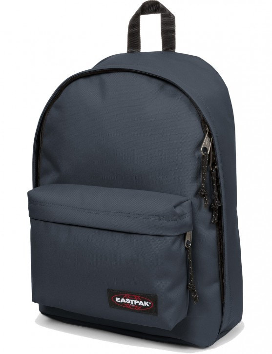 Eastpak Rucksack »Out of Office« mit Laptopfach Quiet Grey