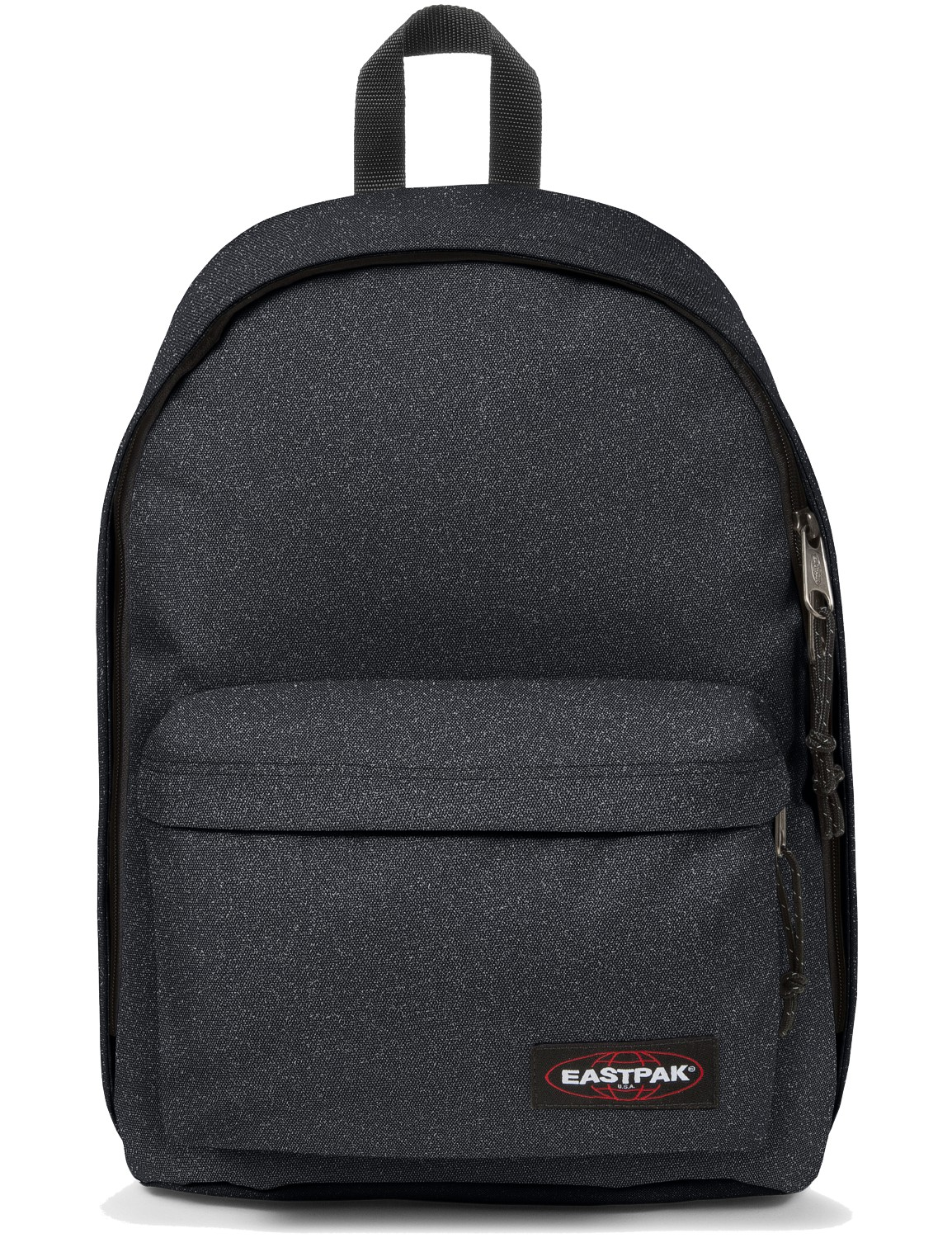Eastpak Rucksack »Out of Office« mit Laptopfach Spark Cloud Funkelnd Glitzer